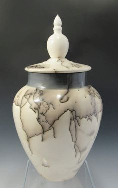 Decorative Large Urns Fair Raku Ceramic Urn White Keepsake Cremation Urn Human Urn Pet Urn Review