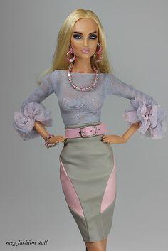 New outfit for Kingdom Doll / Deva Doll / Numina/ 11   Flickr - Photo Sharing!
