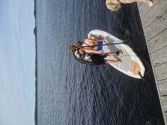 Boarding on lake Muskoka Paddle Boarding, Ontario, Surfboard, Places, Sports, Hs Sports, Surfboards, Stand Up Paddling, Sport