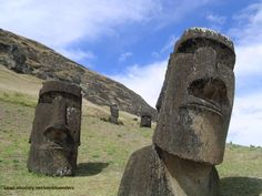 EASTERN ISLAND | Easter Island, Evidence of Ancient Aliens?