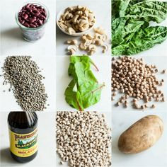 Today I'm checking in with a continuation of my series of posts on nutrient-rich combinations of plant foods. First I