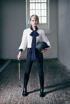 Equestrian fashion -garethbyrd.com