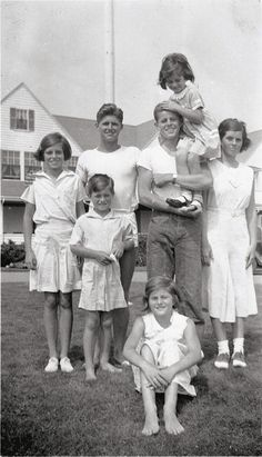 A Rare Look Inside Rose Fitzgerald Kennedy's Family Album