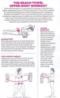 Upper Body Strength Workout!