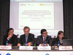 """CIERVAL ha celebrado la jornada """"Ayudas de Financiación para la Internacionalización de Proyectos Empresariales de I+D+i a través del CDTI"""""""
