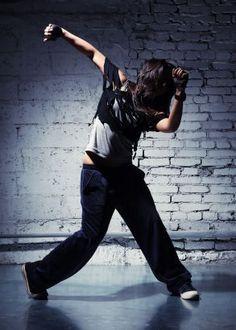 dancing makes me happy <3