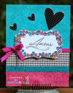 Amour -- for DigiStamps4Joy
