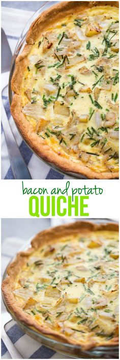 Quiche on Pinterest | Quiche, Quiche Recipes and Spinach Quiche