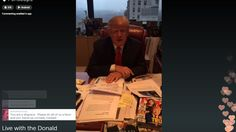 The Verge | 02.12.2015 | Donald Trump wants the world to acknowledge his ridiculous story about people cheering on 9/11, so today he printed some articles from the web and shared them on Periscope. Normally we might think...