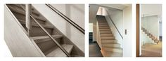 inspiratie trappen teck houten trap teck