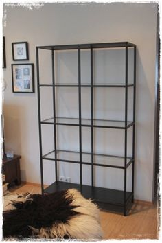 turning the vittsj shelving rustic and industrial ikea hackers ikea ideen m bel und regal. Black Bedroom Furniture Sets. Home Design Ideas
