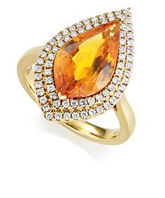 One-off gemstone and new core designs for Sheldon Bloomfield