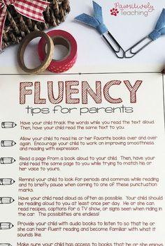 Parent Guide to Flue