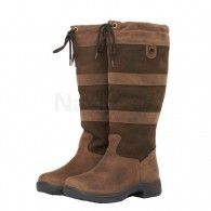 Dublin Waterproof River Boots Chocolate
