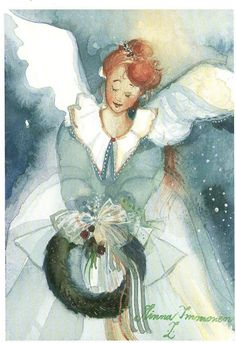 Minna Immonen ♥ dreamer Wreath