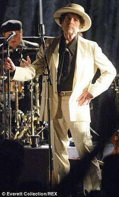 Bob Dylan...still making music....