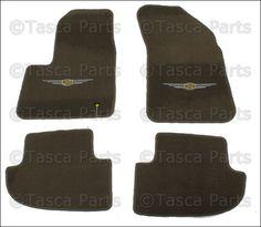 119 best 08 chrysler sebring convert images on pinterest antique new oem mopar set of 4 carpet floor mats 2008 2010 chrysler sebring convertible fandeluxe Images