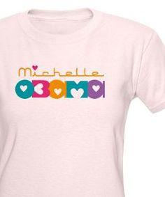 Michelle Obama T-Shirt from Democrat Brand