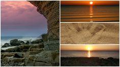 #sunriseonthesea #coast #sand #beach