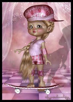 Poserdreamdesign: Little Kiki