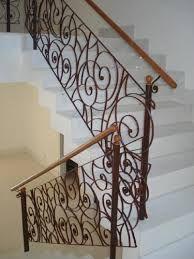 Image result for grades de ferro em arabesco Stairs, Construction, Architecture, House, Beautiful, Railings, Design, Home Decor, Unique