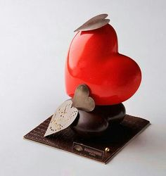 Heart Chocolate of Mandarin Oriental Tokyo