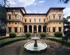 villa farnesina rome - Google Search