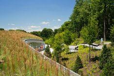 Jardín botánico Brooklyn de- Weiss Manfredi en Brooklyn, EUA