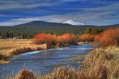 Oregon Stream by GTQuinn, via Flickr