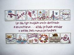 El blog de Chiqui Beneytez: punto de cruz