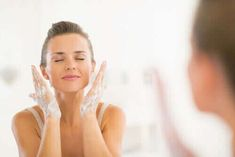 Natural Remedies to Reduce Skin Pores - How to Shrink Pores Natural Face Cleanser, Natural Toner, Natural Exfoliant, Natural Skin Care, Good Stretches, Get Rid Of Pores, Purifier, Workout Regimen, Feel Tired
