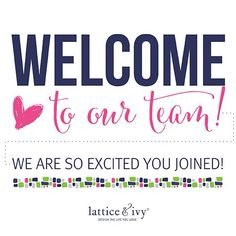 It is such an honor to welcome to our wonderful Lattice and Ivy family, Ms. Anita Grant, from Delaware.  Ms. Anita has just been on board for a couple of days and like the nickname of her great state - she is proving herself to be no small wonder! She has hit the ground running booking design bars and I am so proud of her!  Can't wait to see what she does next to #designthelifesheloves ! Way to go and Welcome, my friend! ❤️#iheartlatticeandivy #shethoughtshecouldsoshedid…