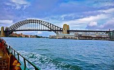 I seriously think I could stay on a Sydney Ferry all day there's so many pretty sights to see!!! The Sydney Harbour Bridge never fails to take my breath away #stunning #sydneyharbourbridge #sydney #harbour #bridge #spectacular #sight #sydneyharbour #ferry #ride #love #life #photography #landscape #landscapephotography #visitsydney #visitnsw #visitaustralia #beautiful #australia by jac_martini http://ift.tt/1NRMbNv
