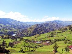 Ecuador Real Estate - Be Totally Self Sufficient in the Countryside