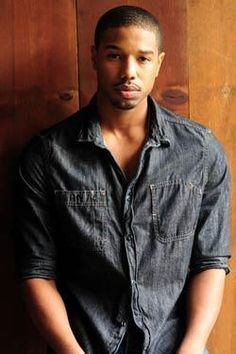 bd84db56088 Michael B. Jordan drooling  P yes can I have one of him please!