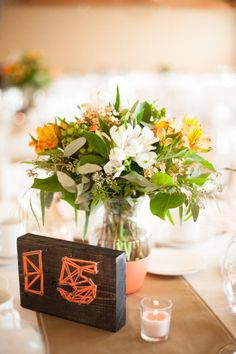 Wedding - Table Number