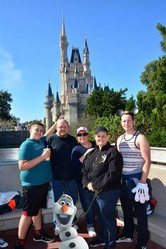 Qualls / Torres trip to Disney 2015