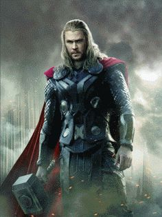 Motion Covers for THOR: THE DARK WORLD — GeekTyrant