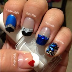 Wedding Nail Art Ideas 1