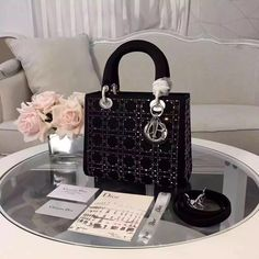 For more information, please email authenticluxury@hotmail.com   Promise: 100% Satisfaction & 30 Days Unconditional Return Policy  Payment... Dior Handbags, Tote Handbags, Dior Bags, Ny Fashion Week, Michael Kors Outlet, Lady Dior, Fashion Bags, Fendi, Purses And Bags