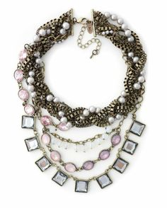 Alice In Chains and Crystals by: Accessory Concierge @Accessory Concierge