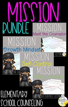These interactive escape room style school counseling guidance lessons are perfect for teaching self-control, growth mindset, tattling vs. reporting, and meet the counselor lessons. These interactive guidance lessons are similar to a scavenger hunt or escape room! #brightfuturescounseling #elementaryschoolcounseling #elementaryschoolcounselor #schoolcounseling #schoolcounselor #selfcontrol #growthmindset #tattlingvsreporting #meetthecounselor Counseling Activities, Career Counseling, Physical Education Games, Character Education, Elementary School Counselor, Elementary Schools, Bullying Prevention, Guidance Lessons, Social Emotional Learning