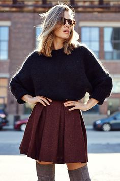 Mode 365 jours de looks: Maripier Morin - Louloumagazine.com