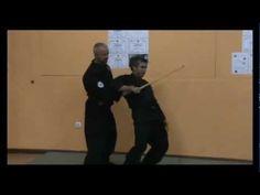 Defensa Personal   Técnicas de Defensa Personal - Defensa contra Baston