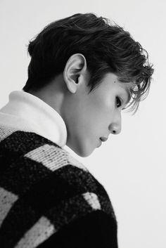 His mole❤️ #perfect #Baekhyun