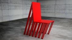Majoria Chair by Mousarris