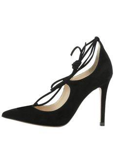 #Evita #High #Heel #Pumps #black für #Damen
