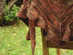 Autumn Waltz - pattern by Ms Weaver