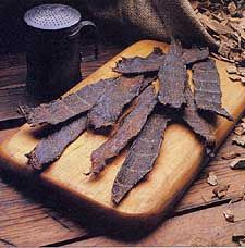 There is a lot more to Dried Meat than Beef Jerky....