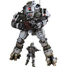 ThreeZero Titanfall Atlas Figure Set